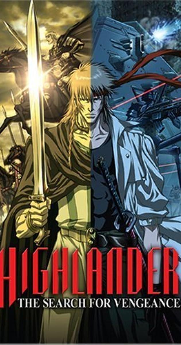 Highlander: The Search for Vengeance (Video 2007) - IMDb