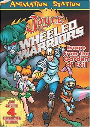 Jayce and the Wheeled Warriors poster