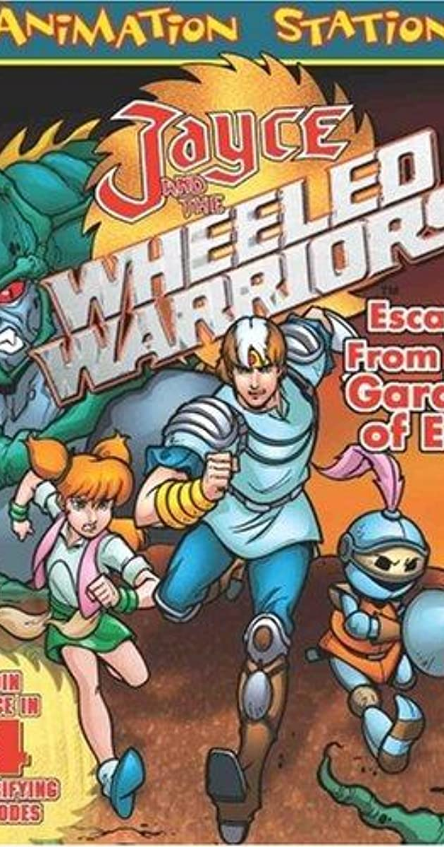 The Complete Series 1985 Jayce and the Wheeled Warriors