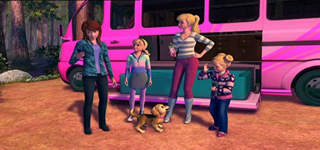 Funny movie clips for download Barbie: A Camping We Will Go USA [480i]