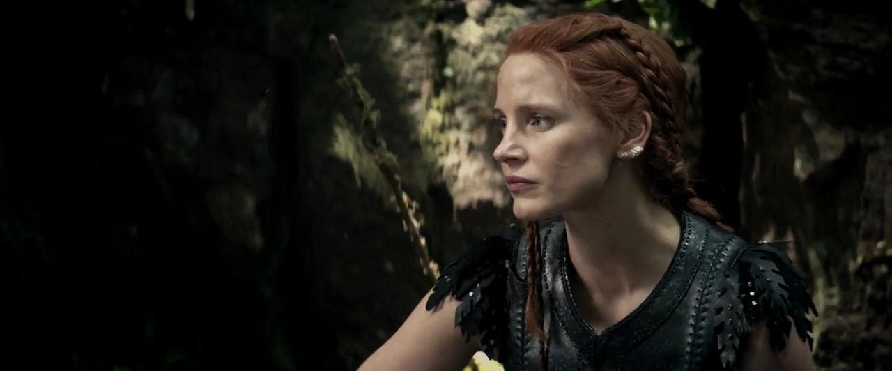 Jessica Chastain in The Huntsman: Winter's War (2016)
