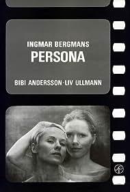 Bibi Andersson and Liv Ullmann in Persona (1966)
