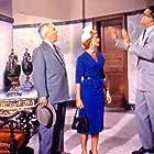 George Reeves, John Hamilton, and Noel Neill in Adventures of Superman (1952)