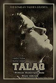 Talaq Poster