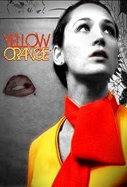 Yellow Orange Poster