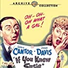 Eddie Cantor and Joan Davis in If You Knew Susie (1948)