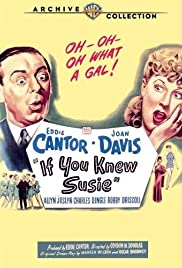 If You Knew Susie(1948) Poster - Movie Forum, Cast, Reviews