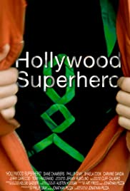Hollywood Superhero Poster
