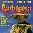 Gary Busey and Willie Nelson in Barbarosa (1982)