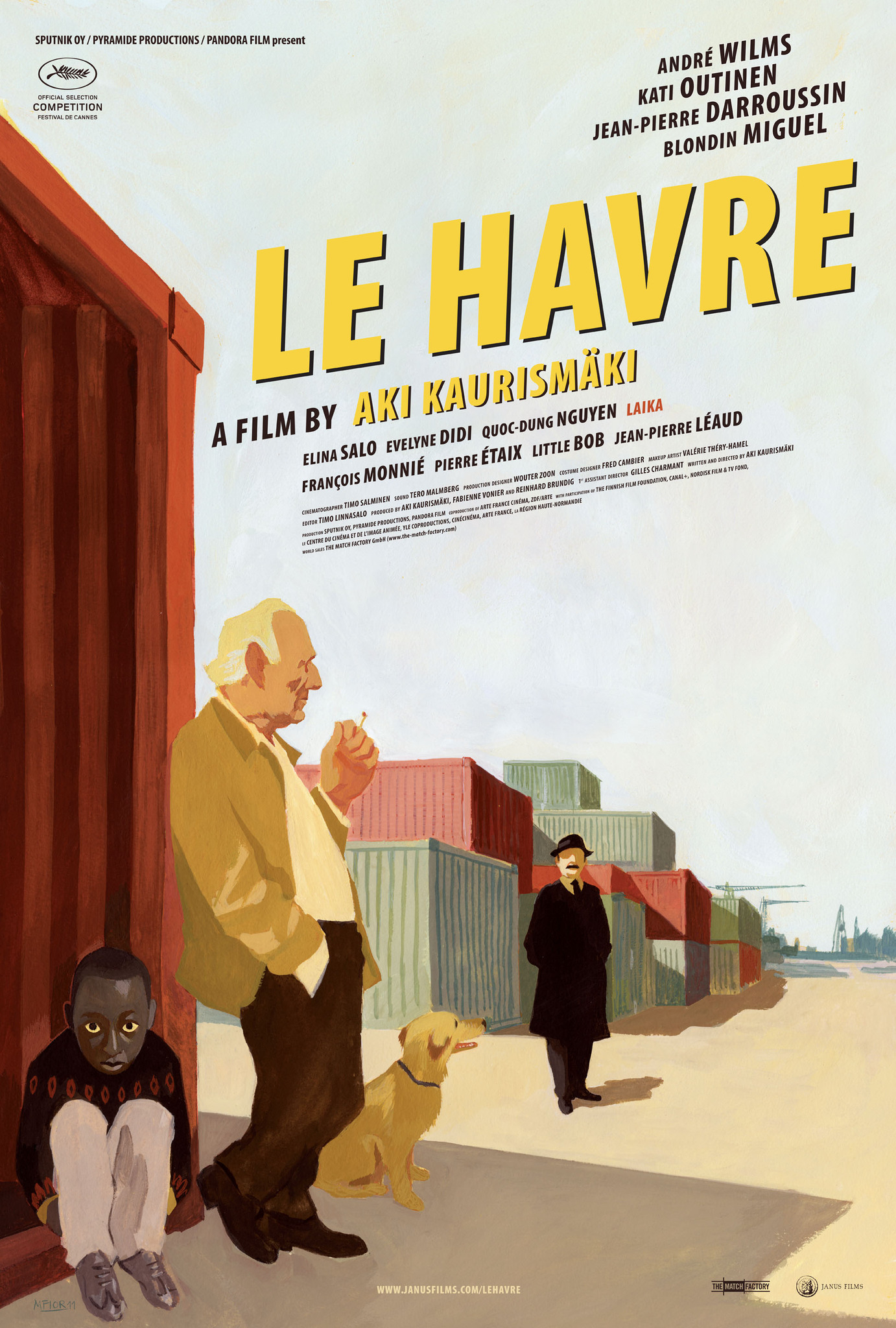 HAVRAS (2011) / LE HAVRE