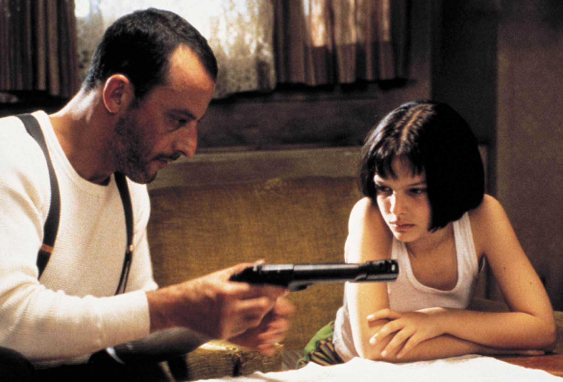 Léon: The Professional  (1994) –  Action, Crime, Drama
