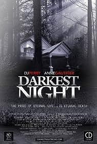 "Official film poster for ""Darkest Night"""