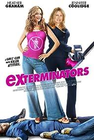 Heather Graham and Jennifer Coolidge in ExTerminators (2009)