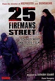 Tüzoltó utca 25.(1973) Poster - Movie Forum, Cast, Reviews