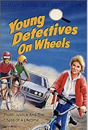Young Detectives on Wheels Poster
