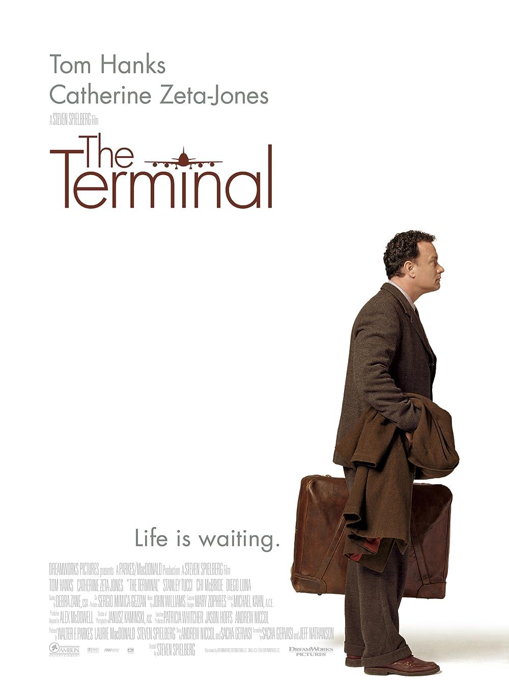 Plakat filma Terminal (2004)