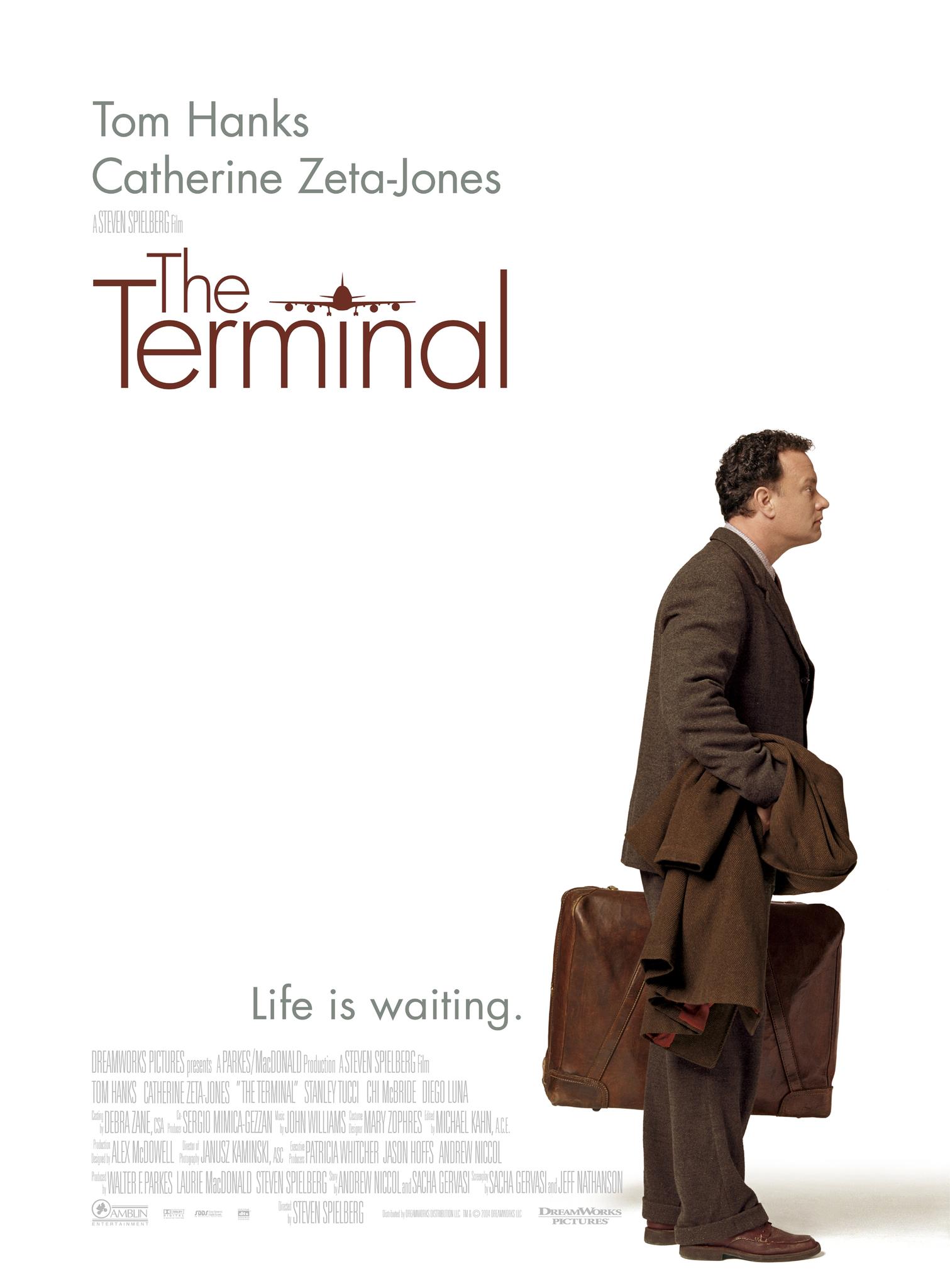 The Terminal (2004) BluRay 480p, 720p & 1080p