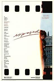 Exposed (1983) Poster - Movie Forum, Cast, Reviews