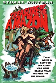 Treasure of the Amazon (1985) Poster - Movie Forum, Cast, Reviews