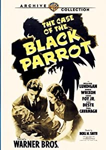 The Case of the Black Parrot Dorothy Arzner