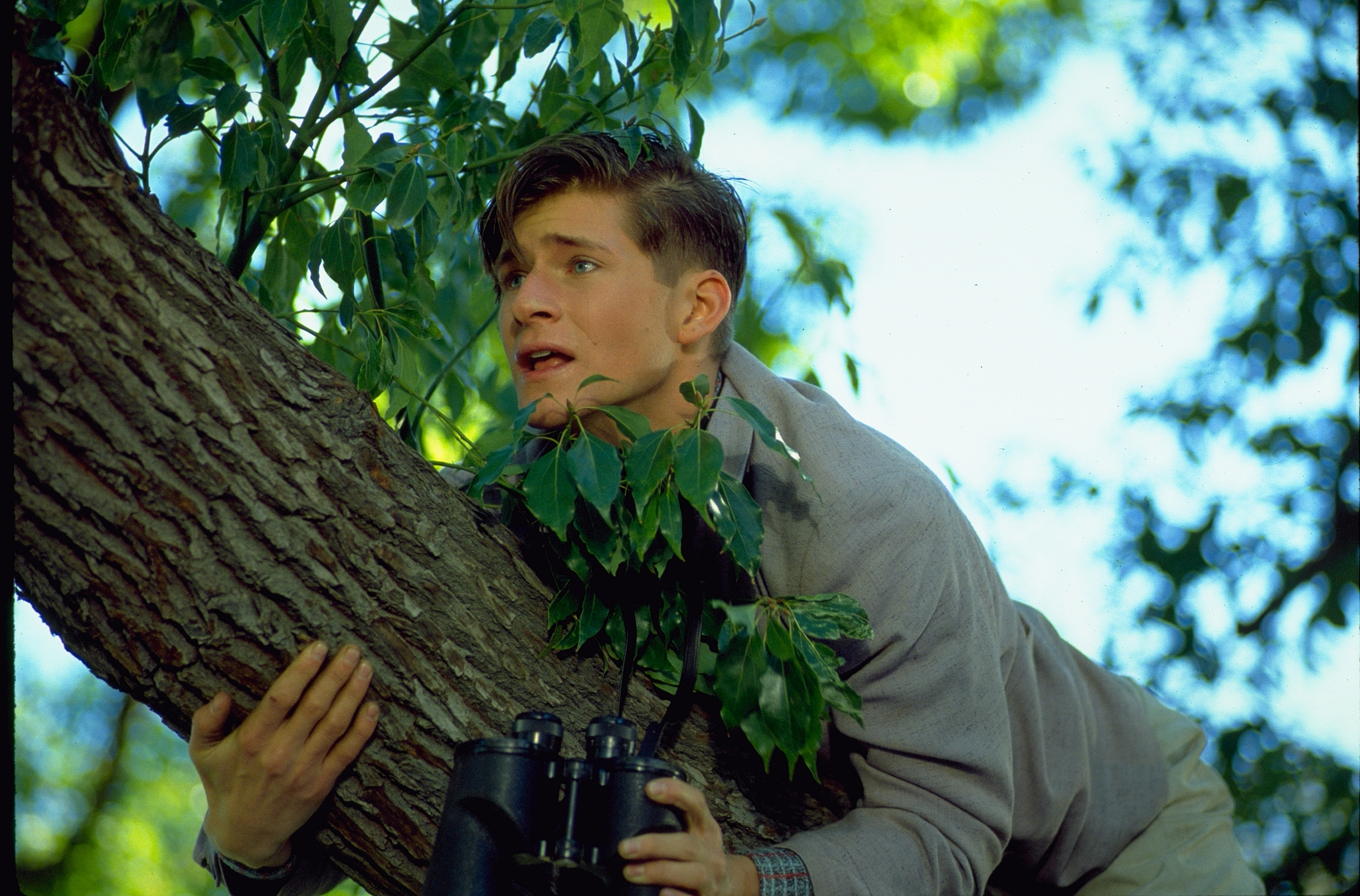 Crispin Glover in Back to the Future (1985)