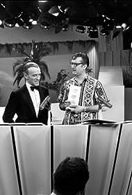 """Steve Allen Show, The"" Fred Astaire & Steve Allen c. 1960/NBC"