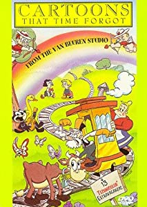 Cartoons That Time Forgot: The Ub Iwerks Collection by
