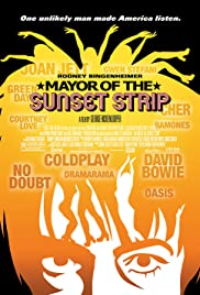Mayor of the Sunset Strip none