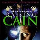 Lolita Davidovich and John Lithgow in Raising Cain (1992)