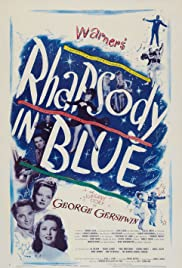 Rhapsody in Blue Poster