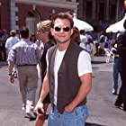Christian Slater at an event for The Amazing Panda Adventure (1995)