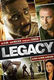 Idris Elba, Julian Wadham, Eamonn Walker, and Monique Gabriela Curnen in Legacy (2010)