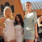 Nicky Rothschild, Paris Hilton, and Nicole Polizzi at an event for 2010 MTV Movie Awards (2010)