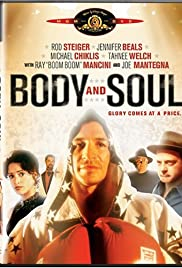 Body and Soul Poster