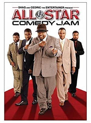 Where to stream All Star Comedy Jam
