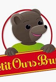Les Aventures de Petit Ours brun Poster