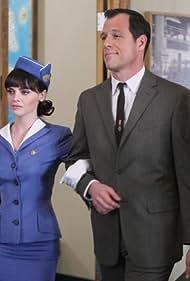 Christina Ricci and Darren Pettie in Pan Am (2011)