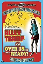 The Alley Tramp (1968) starring Julia Ames on DVD on DVD