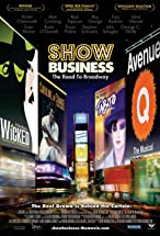Primary image for ShowBusiness: The Road to Broadway