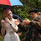 Francis Ford Coppola and Elle Fanning in Twixt (2011)