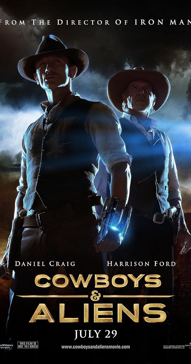 Watch Full HD Movie Cowboys & Aliens (2011)