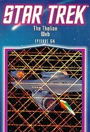 The Tholian Web Poster