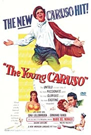 The Young Caruso Poster