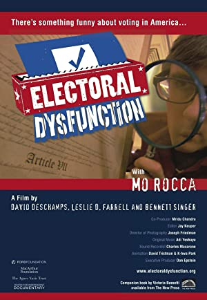 Where to stream Electoral Dysfunction