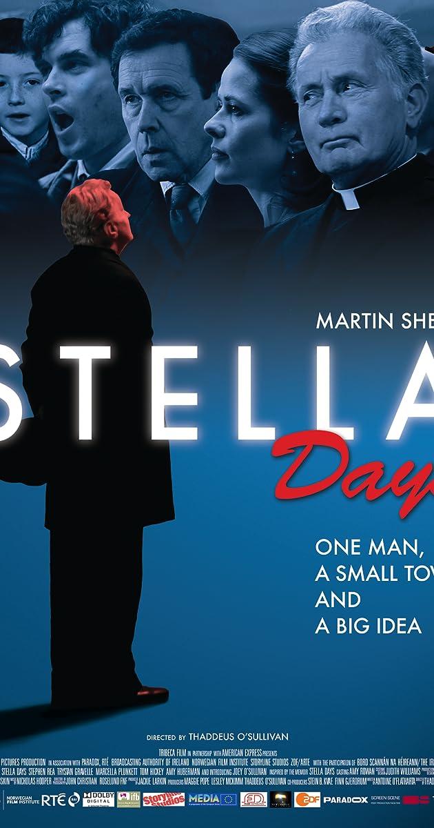 Stella Cast Ruth Jones Colour Poster