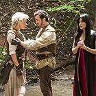 Shannen Doherty, Sarain Boylan, and Paul McGillion in Witchslayer Gretl (2012)