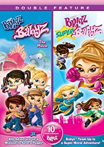Movies website for download Bratz: Babyz the Movie [720x576]
