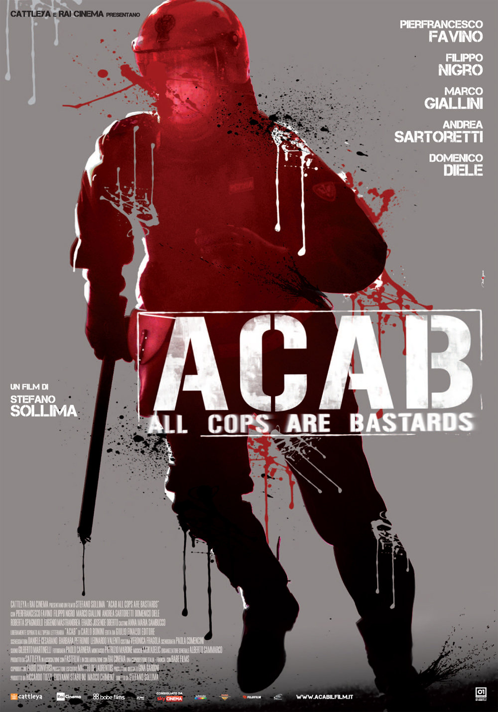 a.c.a.b.all cops are bastards