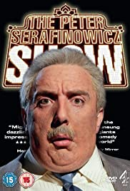 The Peter Serafinowicz Show Poster - TV Show Forum, Cast, Reviews