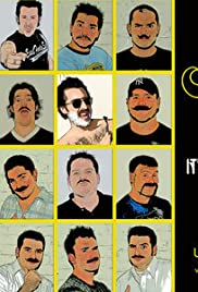 The Glorius Mustache Challenge Poster